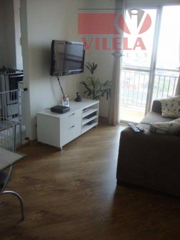 Apartamento residencial à venda, Vila Formosa, São Paulo - AP0608.