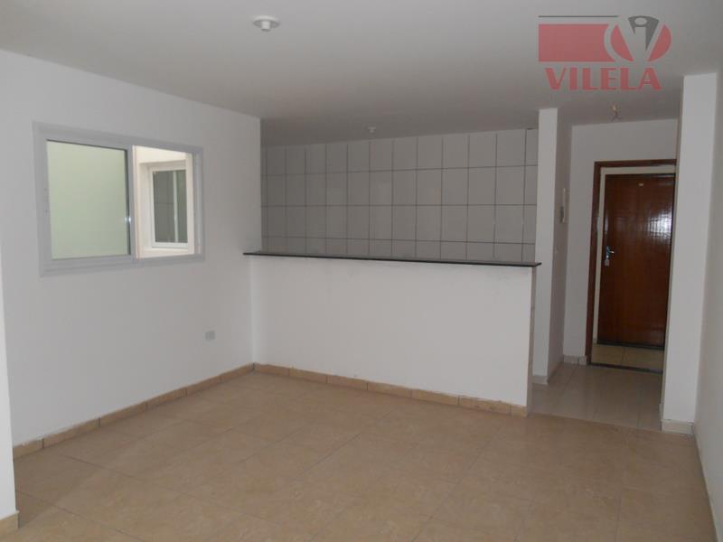 Apartamento com 1 dormitório para alugar, 44 m² por R$ 800/mês - Vila Primavera (Zona Leste) - São Paulo/SP