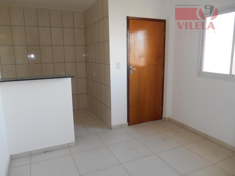 Apartamento residencial para locação, Sapopemba, São Paulo - AP0488.