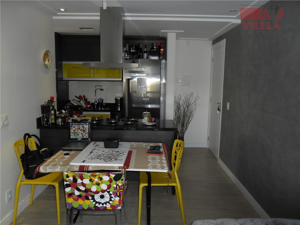 Apartamento  residencial à venda, Jardim Independência, São Paulo.