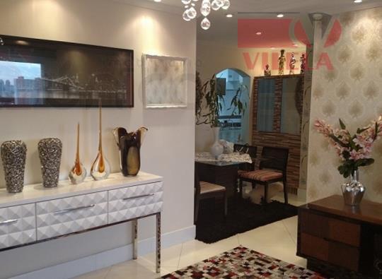 Apartamento residencial à venda, Tatuapé, São Paulo - AP0621.
