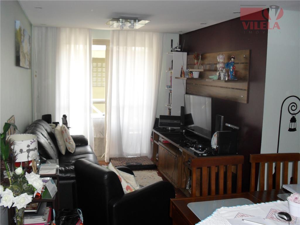 Apartamento residencial à venda, Vila Ema, São Paulo - AP0622.