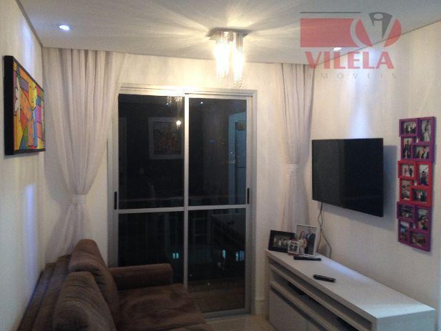 Apartamento residencial à venda, Jardim Vila Formosa, São Paulo - AP0625.