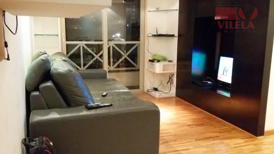 Apartamento residencial à venda, Vila Ema, São Paulo - AP0626.