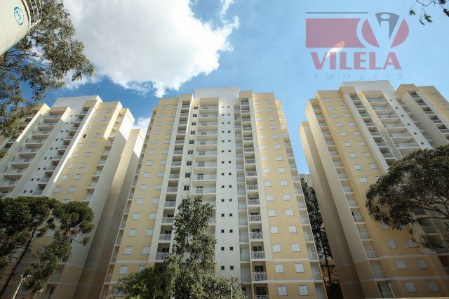 Apartamento residencial à venda, Parque São Lucas, São Paulo - AP0634.