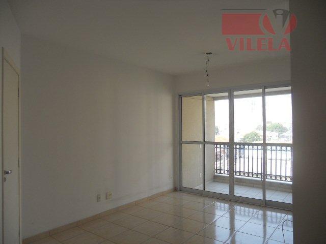 Apartamento residencial à venda, Tatuapé, São Paulo - AP0643.