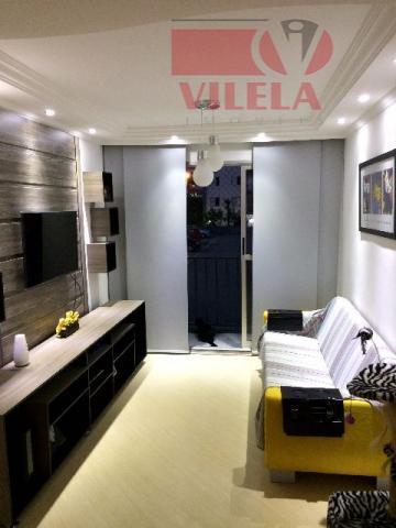Apartamento residencial à venda, Tatuapé, São Paulo - AP0649.
