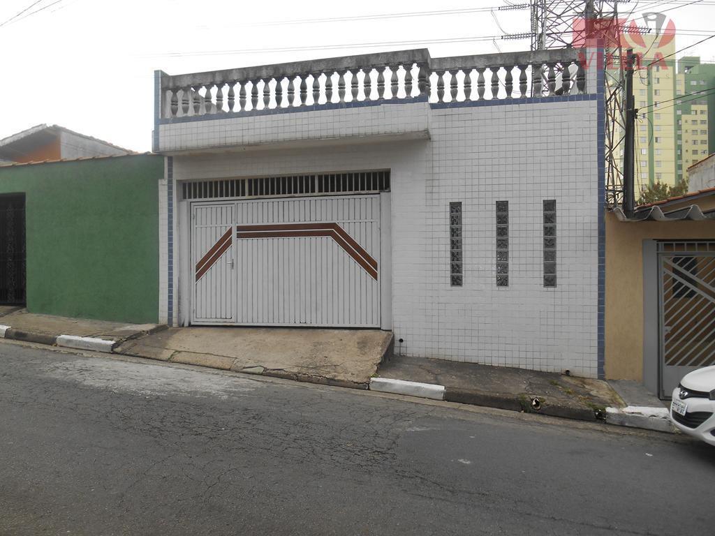 Casa residencial à venda, Vila Ema, São Paulo - CA0115.