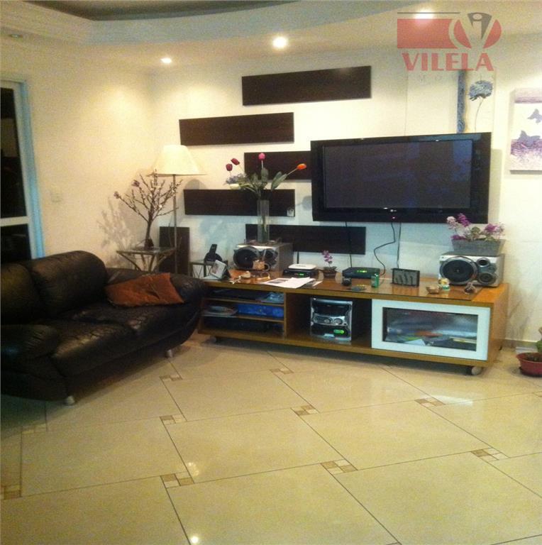 Apartamento residencial à venda, Fundação, São Caetano do Sul - AP0657.