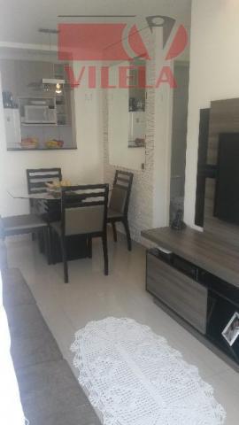 Apartamento residencial à venda, Vila Industrial, São Paulo - AP0658.