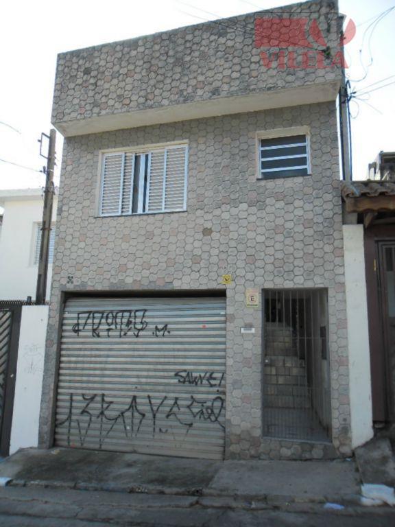 Casa residencial à venda, Vila Ema, São Paulo - CA0194.