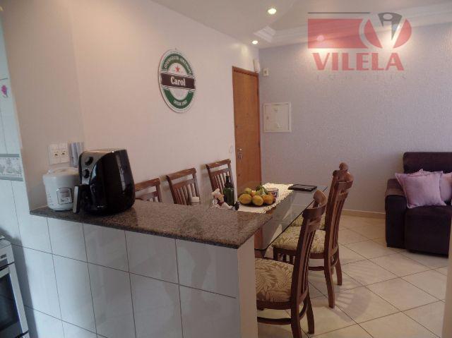 Apartamento residencial à venda, Vila Ema, São Paulo - AP0668.