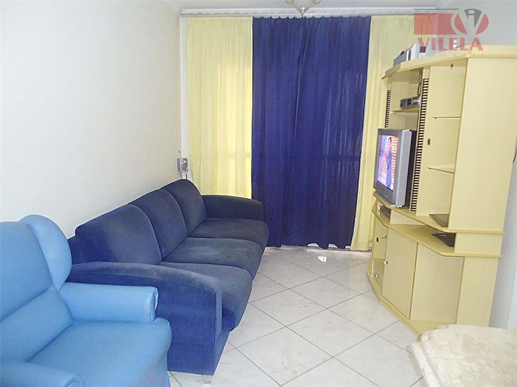 Apartamento residencial à venda, Vila Ema, São Paulo - AP0672.
