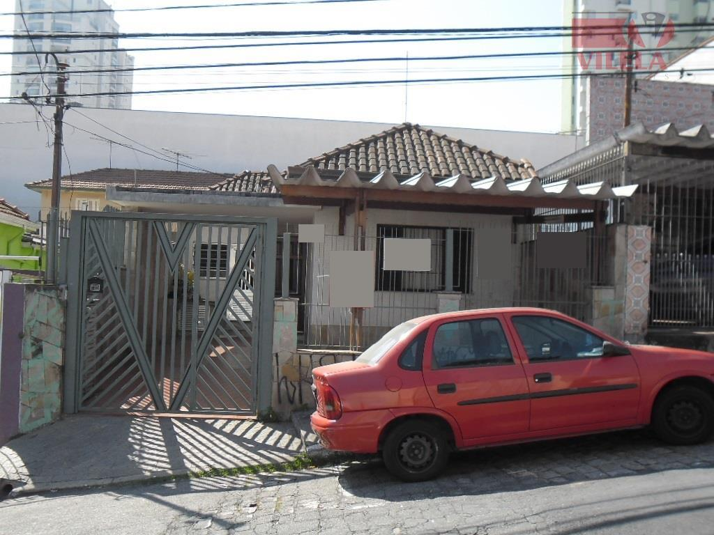 Casa residencial à venda, Vila Prudente, São Paulo - CA0206.