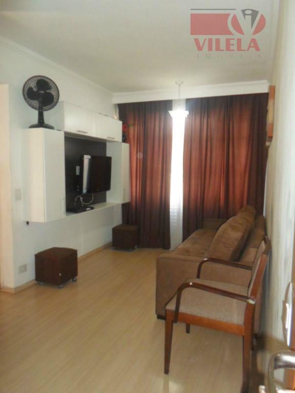 Apartamento residencial à venda, Vila Ema, São Paulo - AP0696.