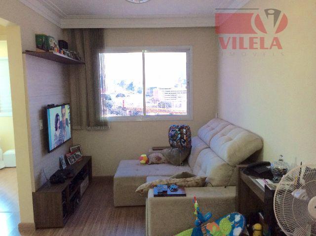 Apartamento residencial à venda, Mooca, São Paulo - AP0697.