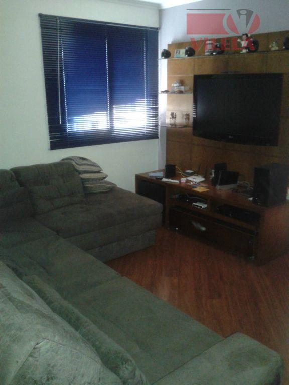 Apartamento residencial à venda, Vila Alpina, São Paulo - AP0701.