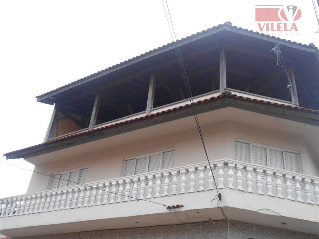 Casa residencial para locação, Parque São Lucas, São Paulo - CA0216.