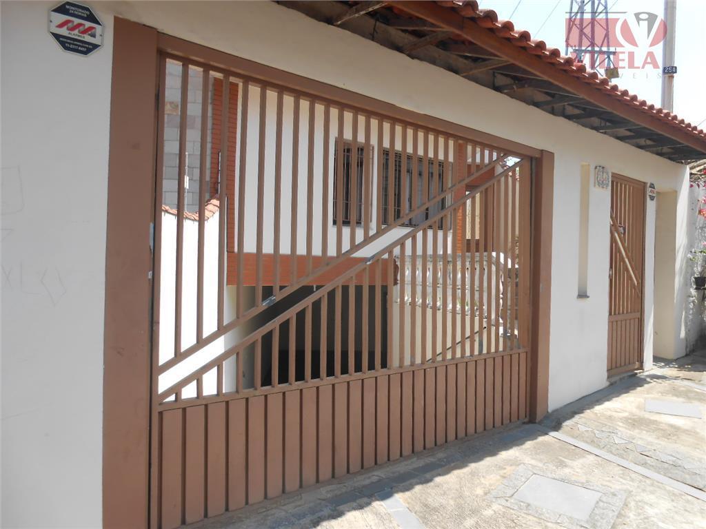 Casa residencial para locação, Vila Gumercindo, São Paulo - CA0219.