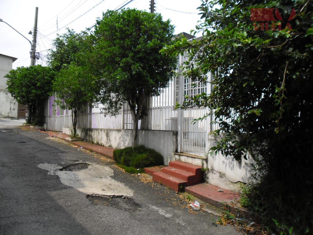 Casa residencial à venda, Vila Ema, São Paulo - CA0225.