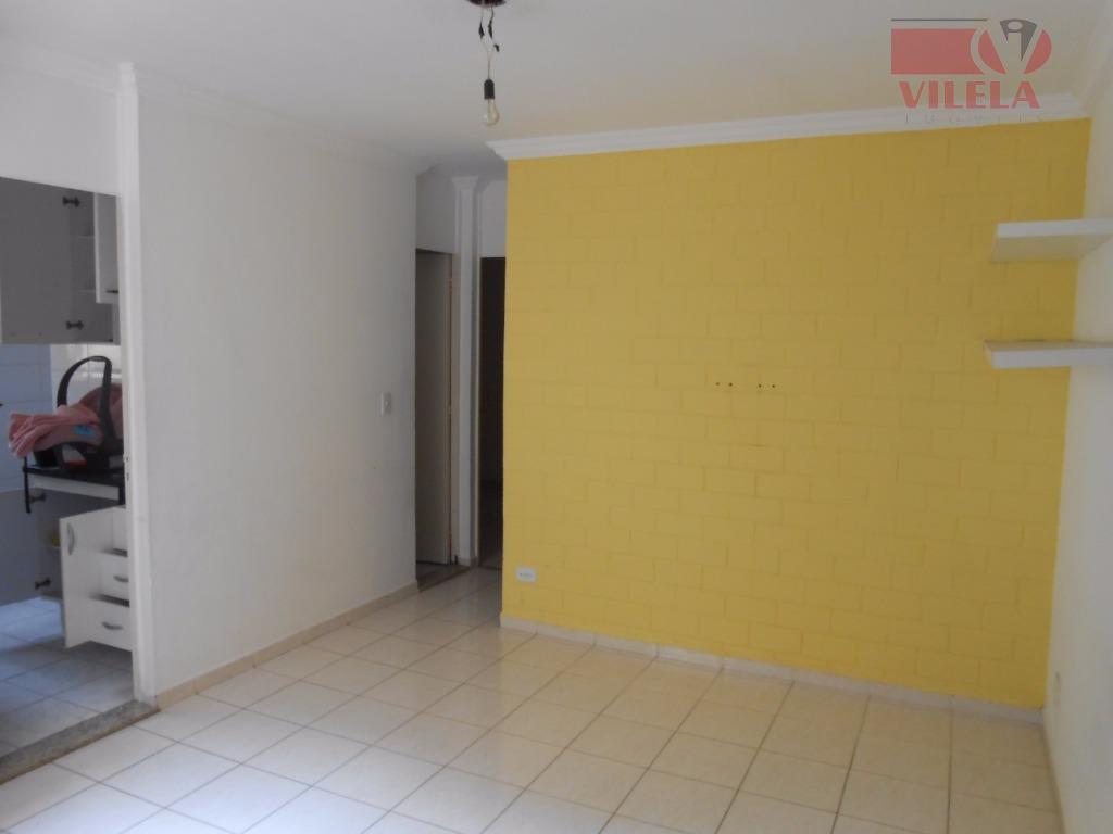 Apartamento residencial para locação, Jardim Independência, São Paulo - AP0771.
