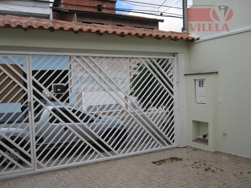Casa residencial à venda, Vila Zelina, São Paulo - CA0232.