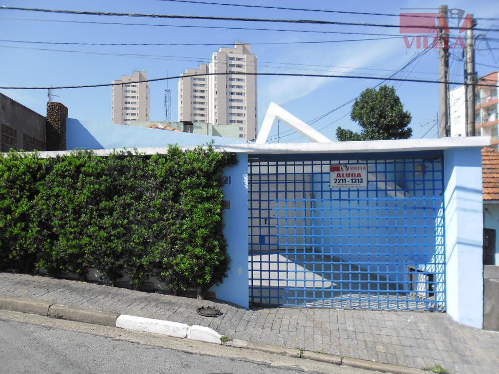 Casa residencial para locação, Vila Ema, São Paulo - CA0243.