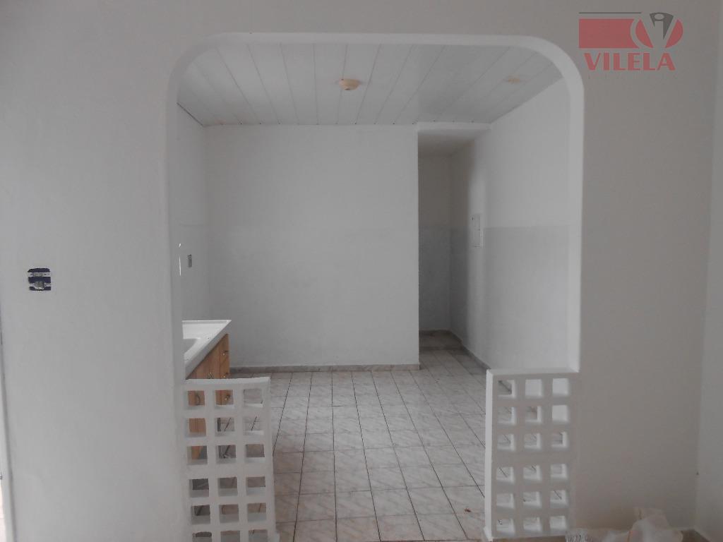 Casa residencial para locação, Parque São Lucas, São Paulo - CA0245.