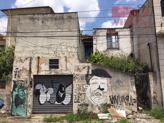 Terreno residencial à venda, Vila Prudente, São Paulo - TE0043.