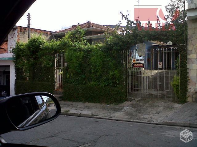 Terreno residencial à venda, Vila Industrial, São Paulo - TE0044.