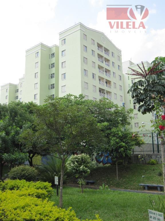Apartamento residencial à venda, Vila Ema, São Paulo - AP0824.