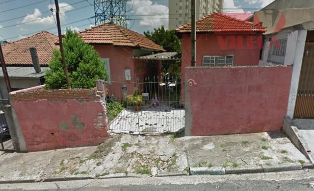 Terreno residencial à venda, Vila Ema, São Paulo - TE0045.