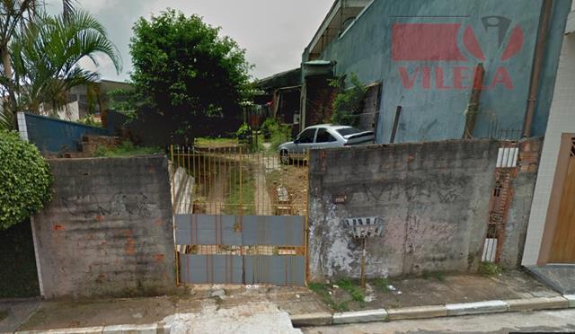 Terreno residencial à venda, Jardim Guairaca, São Paulo - TE0046.
