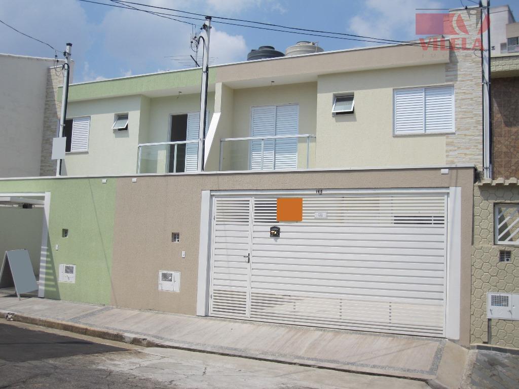 Sobrado residencial à venda, Parque São Lucas, São Paulo - SO0534.