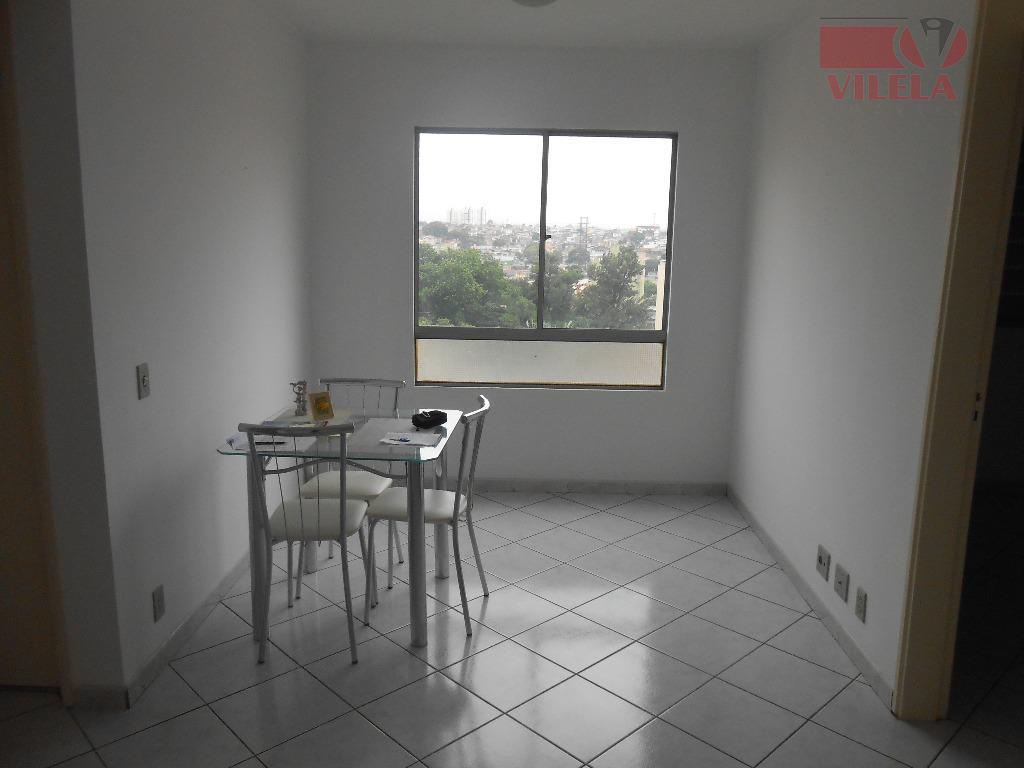 Apartamento residencial à venda, Vila Ema, São Paulo - AP0829.