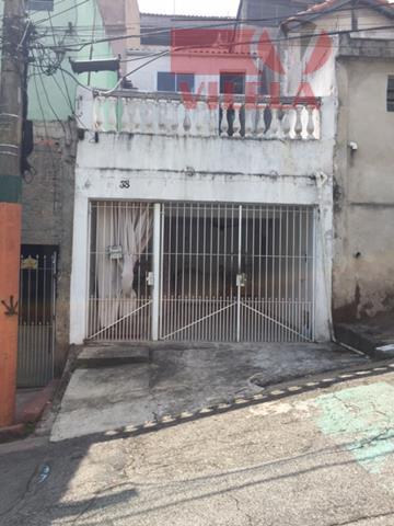 Casa residencial à venda, Parque São Lucas, São Paulo - CA0249.