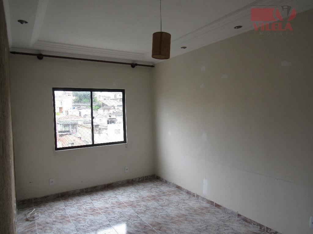 Apartamento residencial à venda, Vila Alpina, São Paulo - AP0842.