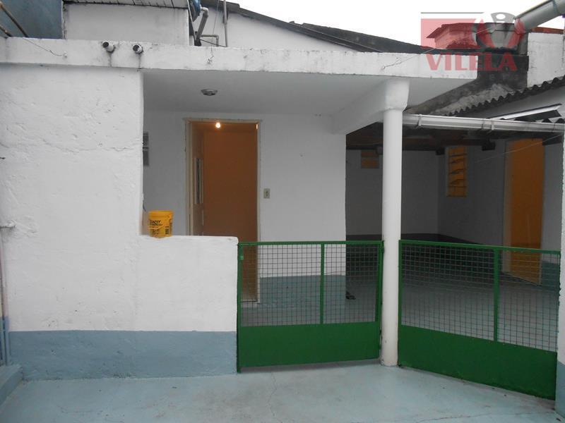 Casa residencial para locação, Parque São Lucas, São Paulo - CA0255.
