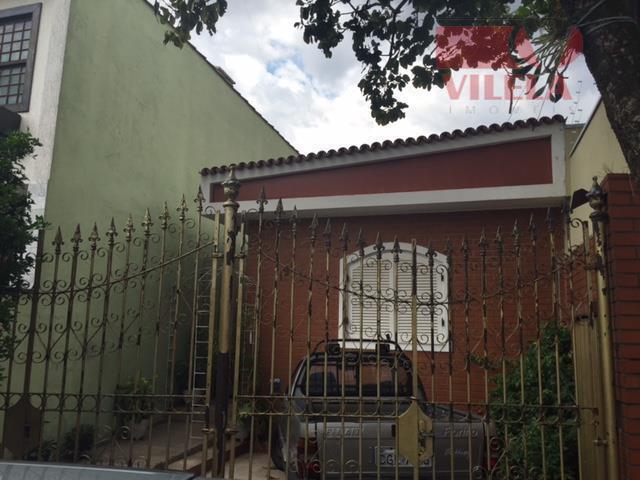 Casa residencial à venda, Vila Ema, São Paulo - CA0259.