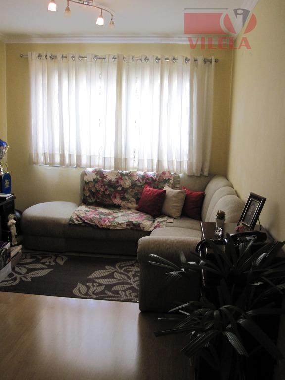 Apartamento residencial à venda, Vila Ema, São Paulo - AP0860.
