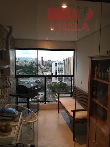 Apartamento residencial à venda, Vila Regente Feijó, São Paulo - AP0872.
