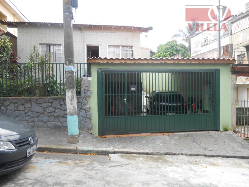 Casa residencial à venda, Vila Ema, São Paulo - CA0264.