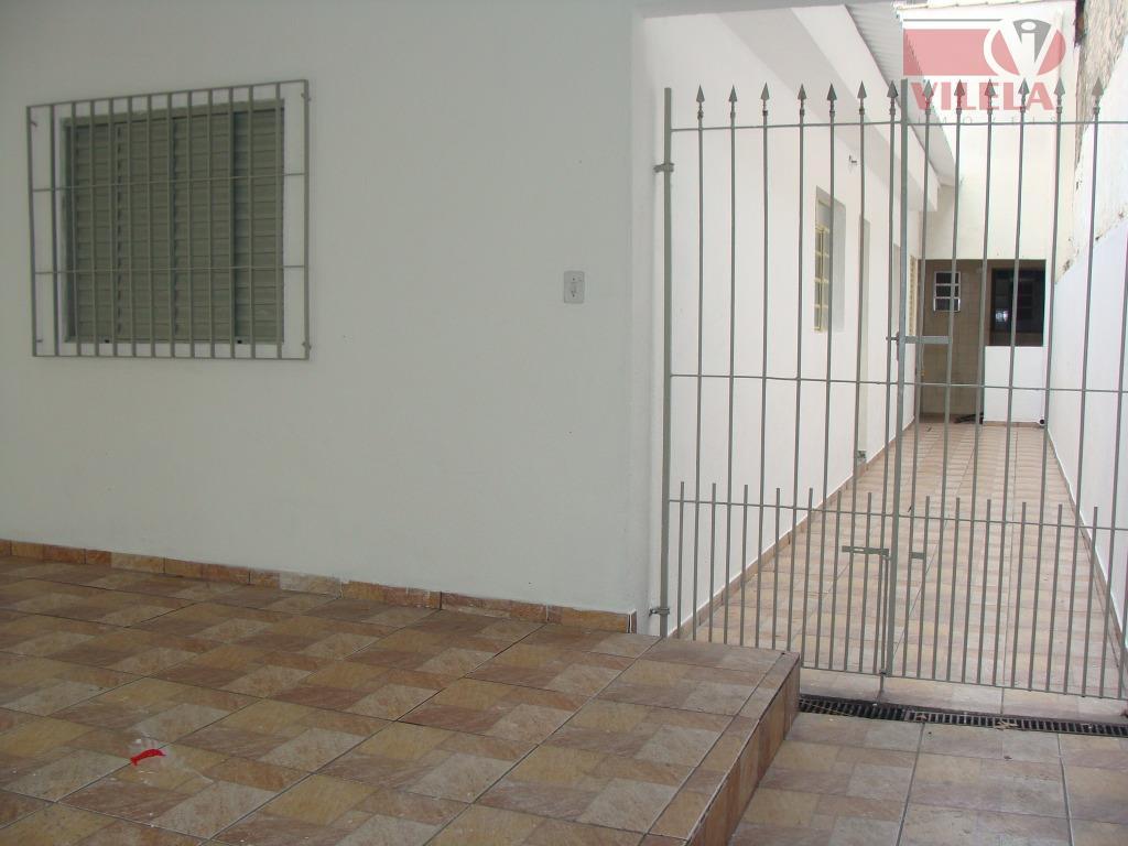 Casa residencial para locação, Vila Industrial, São Paulo - CA0158.