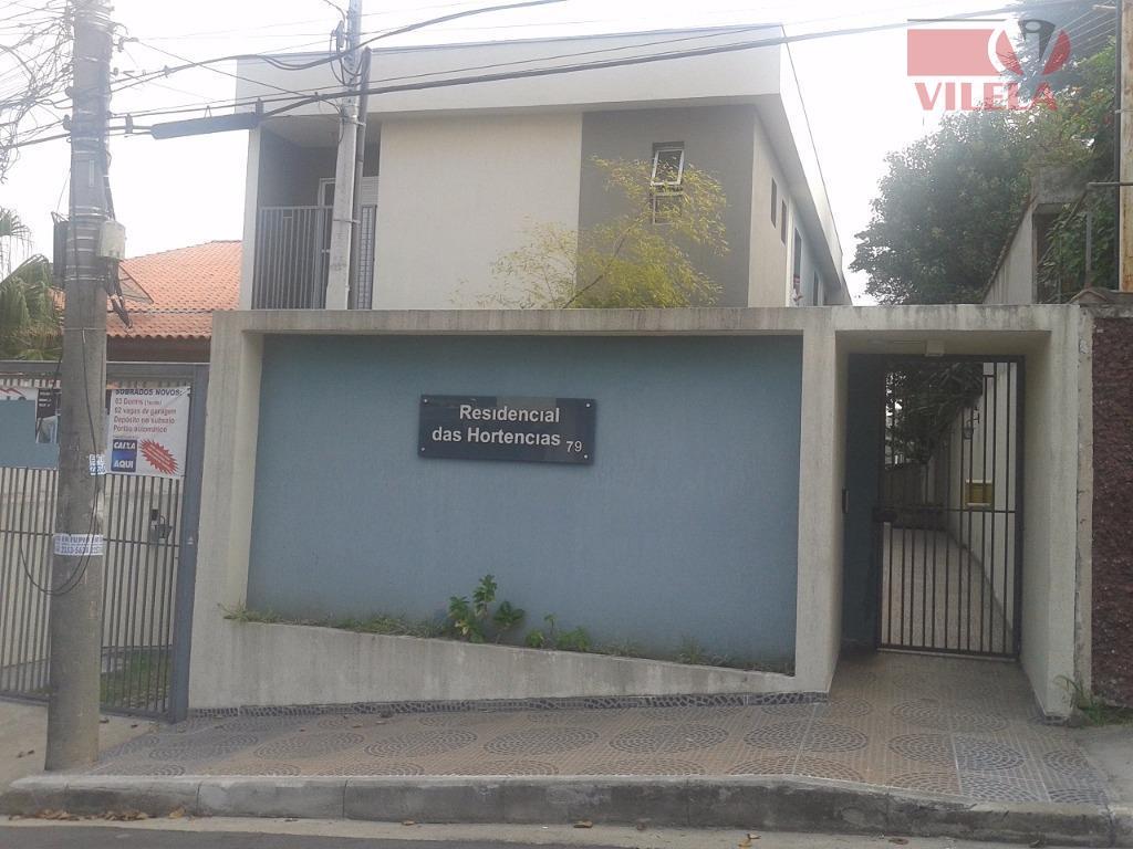 Sobrado  residencial à venda, Vila Bela, São Paulo.