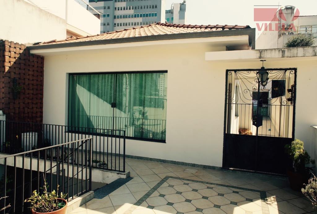 Casa residencial para venda e locação, Alto da Mooca, São Paulo - CA0001.