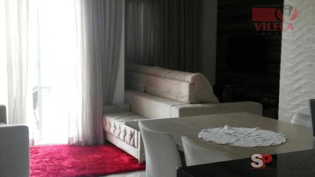 Apartamento residencial à venda, Mooca, São Paulo - AP0943.