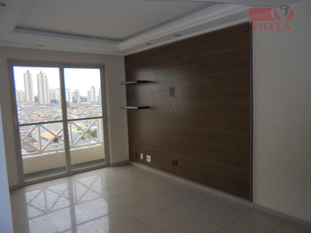 Apartamento residencial para venda e locação, Vila Ema, São Paulo - AP0947.