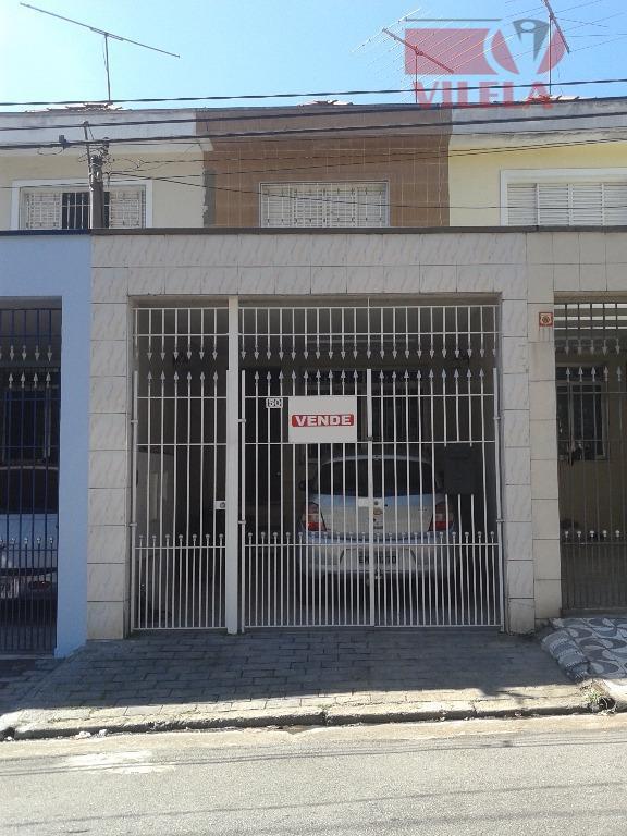 Sobrado residencial à venda, Parque São Lucas, São Paulo - SO0640.
