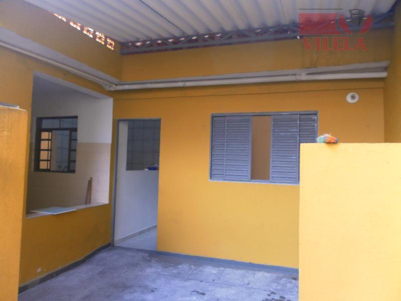 Casa residencial para locação, Vila Ema, São Paulo - CA0285.