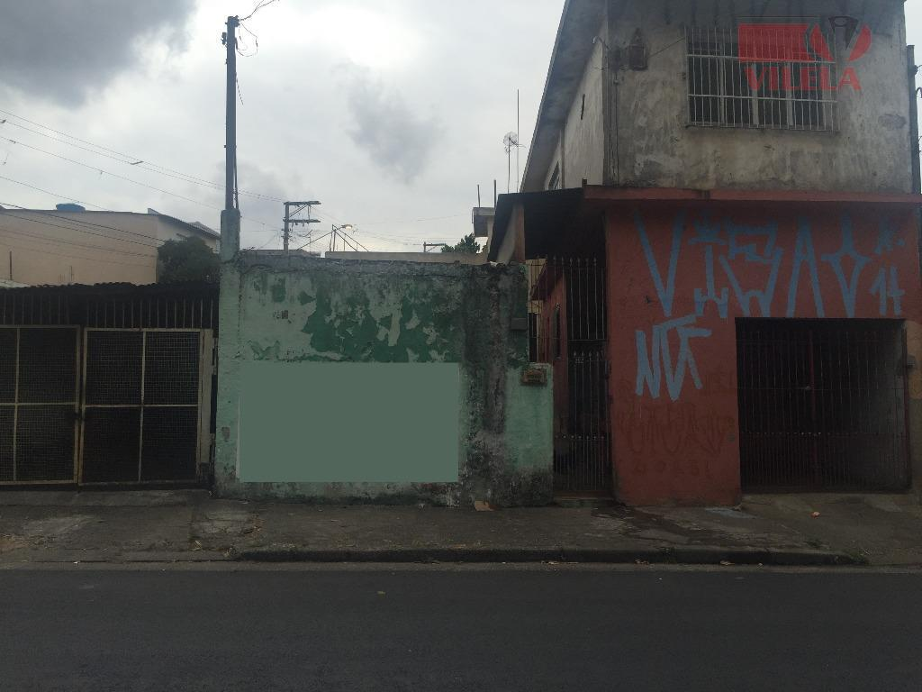 Casa residencial à venda, Vila Industrial, São Paulo - CA0290.